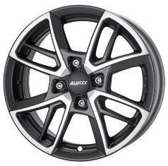 Alutec Xplosive Graphit Matt Front Polished