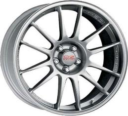 OZ Racing Superleggera Silver