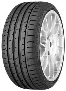 Continental ContiSportContact 3 SSR (RunFlat)