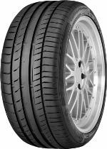 Continental ContiSportContact 5 SUV SSR (RunFlat)