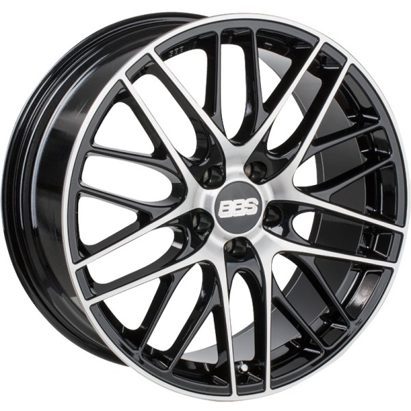 BBS CS029 Black Diamond Cut