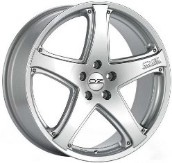 OZ Racing Canyon ST Metal Silver