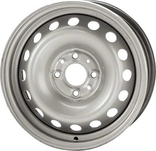Magnetto Wheels Silver