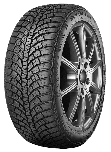 Kumho WinterCraft WP71 RunFlat